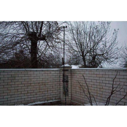 Монтаж кронштейна для камеры наблюдения
