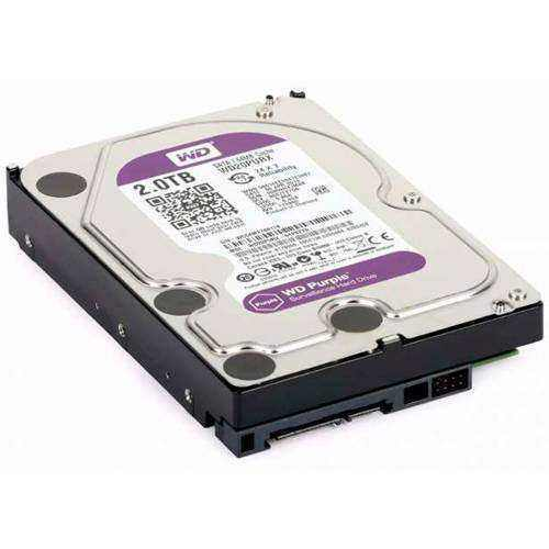 Жесткий диск Western Digital Purple 2Tb