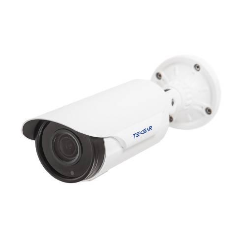 Видеокамера AHD уличная Tecsar AHDW-60V2M 6-22 mm