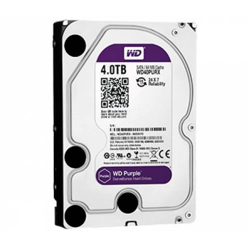 WD40PURX Жесткий диск 4Тб