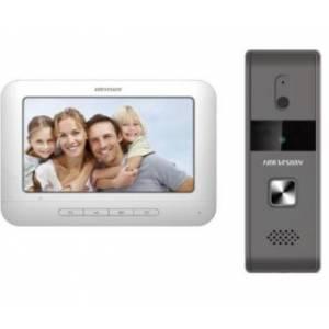 DS-KIS203 Комплект домофон + вызывная панель Hikvision