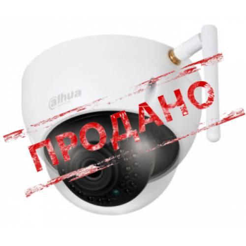 DH-IPC-HDBW1435EP-W 2K Wi-Fi видеокамера Dahua