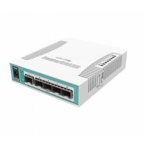 CRS106-1C-5S 6-портовый маршрутизатор