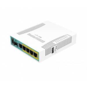 RB960PGS 5-портовый PoE маршрутизатор