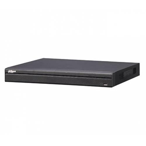 DHI-NVR5216-16P-4KS2E 16-канальный 4K NVR c PoE коммутатором на 16 портов