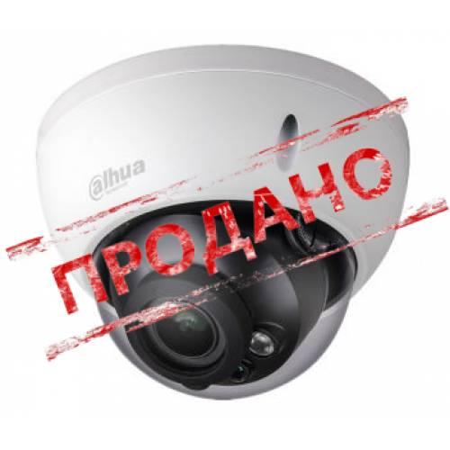 DH-IPC-HDBW2531R-ZS 5Mп WDR IP видеокамера Dahua