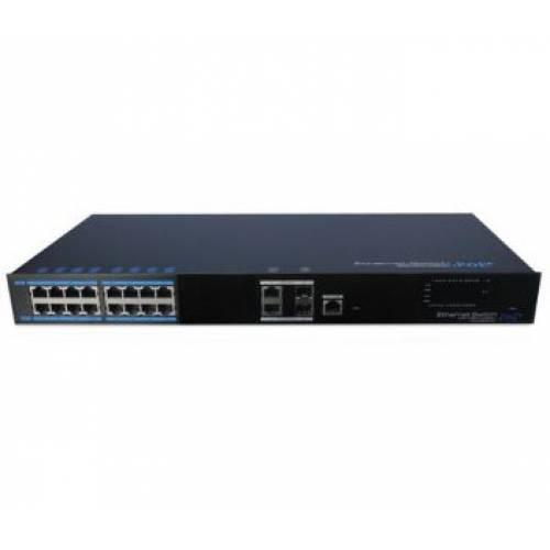 UTP7216E-POE-L2 16-портовый управляемый POE коммутатор