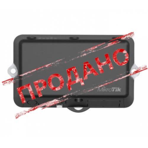 RB912R-2nD-LTm&R11e-LTE Мини Wi-Fi точка доступа, для мобильных устройств
