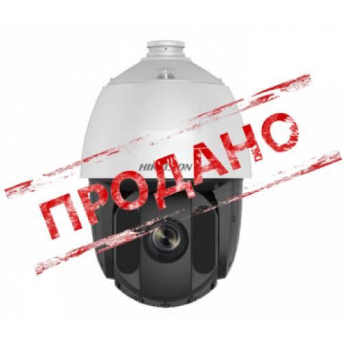 DS-2DE5225IW-AE 2Мп IP PTZ видеокамера Hikvision c ИК подсветкой