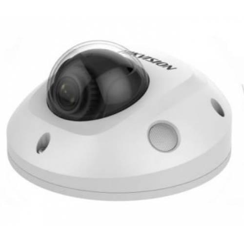 DS-2CD2523G0-IWS (2,8 мм) 2 Мп мини-купольная сетевая видеокамера EXIR Hikvision