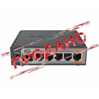 RB760iGS 5-портовый маршрутизатор