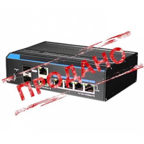 UTP7204GE-HPOE 4-портовый POE коммутатор