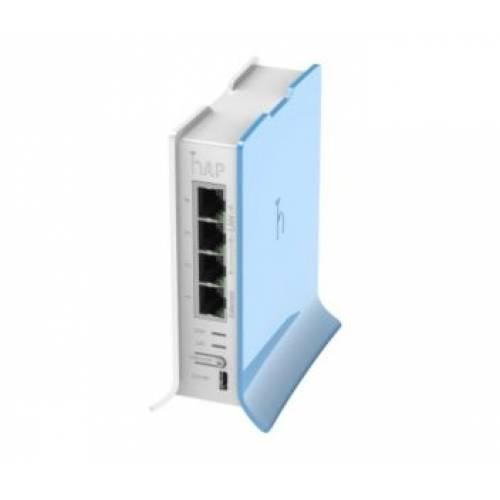 RB941-2nD-TC 2.4GHz Wi-Fi точка доступа с 4-портами Ethernet для домашнего использования
