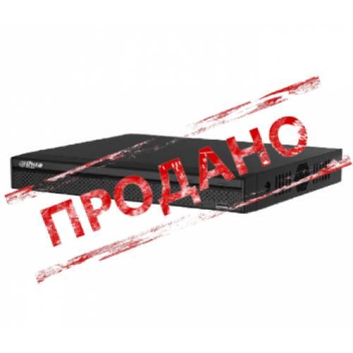 DH-NVR1A04HS 4-канальный Compact сетевой видеорегистратор