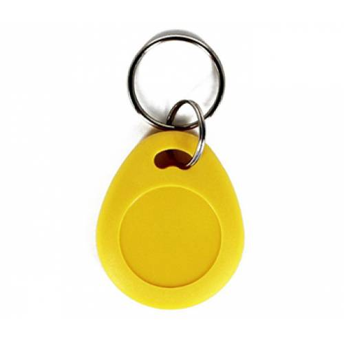 RFID KEYFOB EM-Yellow RFID брелок