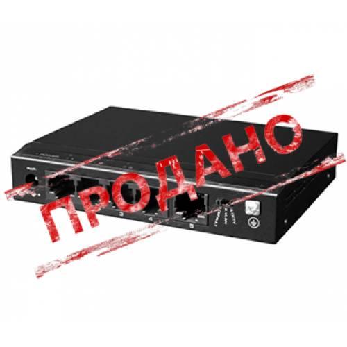 SF5P-HM 5-ти портовый неуправляемый PoE коммутатор