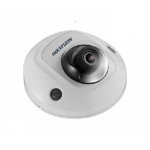DS-2CD2555FWD-IWS (2.8 мм) 5 Мп мини-купольная сетевая видеокамера EXIR Hikvision