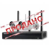 KIT-IP43-2B-W Комплект видеонаблюдения Dahua