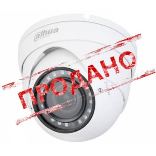 DH-HAC-HDW1400RP-VF 4 МП HDCVI видеокамера